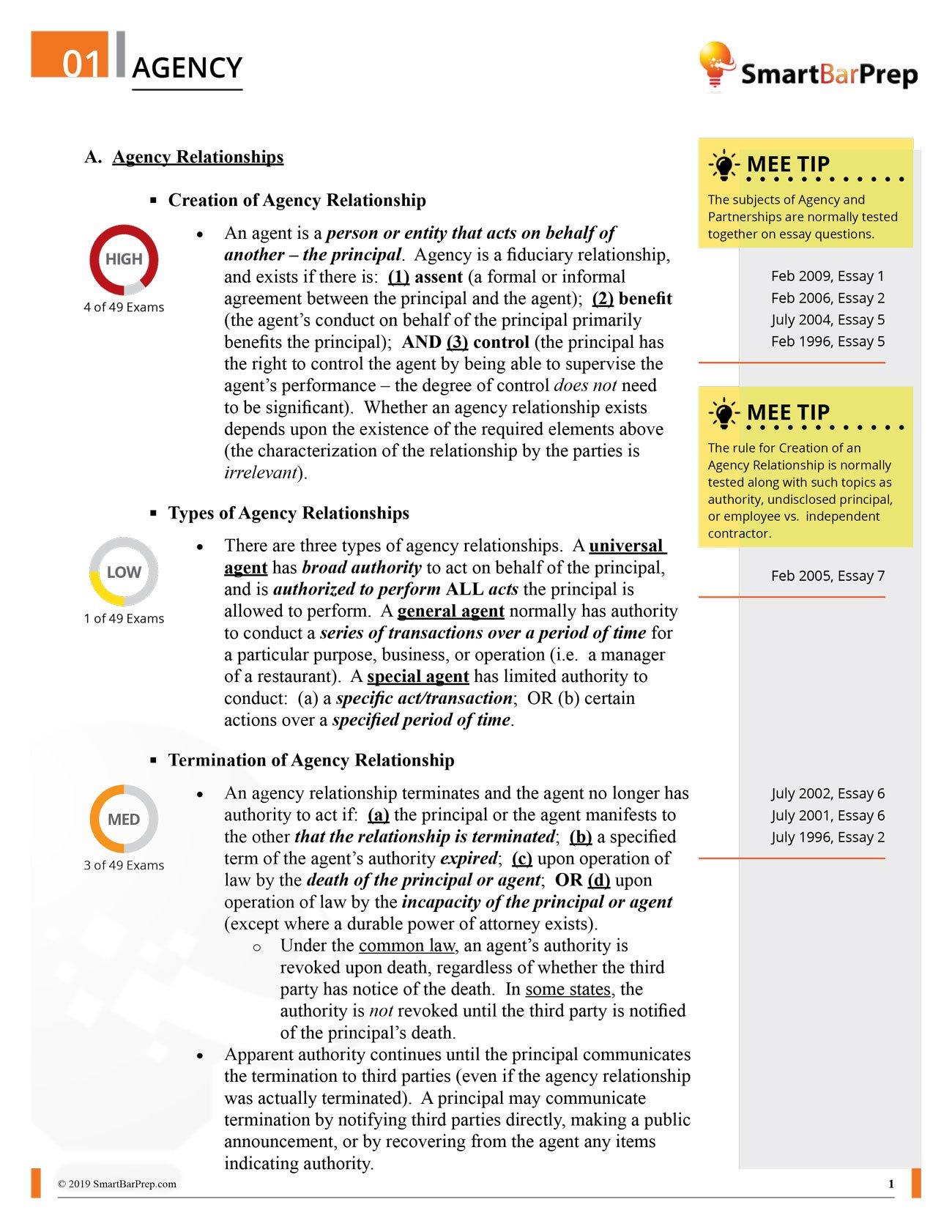UBE/MEE Study Guides - SmartBarPrep com