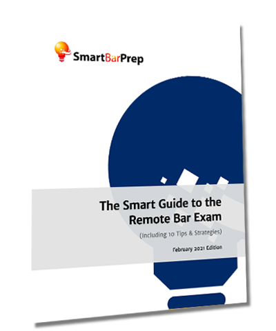 Smart Guide to the Remote Bar Exam